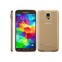 5.1'' Unlocked Samsung Galaxy S5 G900T 16GB 4G LTE Android Mobile Phone - Gold