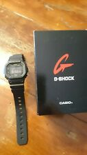 casio military watch