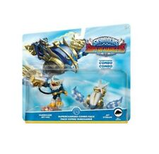 Skylanders Superchargers Hurricane Jet Vac & Jet Stream Supercharged Combo Pack