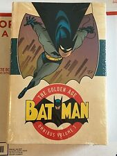 Batman The Golden Age Omnibus 3 Detective Comics 75-92 16-25 Bob Kane  New DC