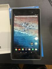 Nexus 7 2013 2nd Generation 16GB Wi-Fi 7in Black USED 100% working