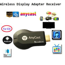 AnyCast WiFi Wireless 1080P HDMI Display Adapter Receiver Dongle Screen Mirror