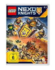 Lego Nexo Knights 2.1 Standard DVD / Neu