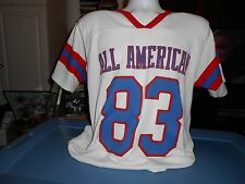 Vintage 1983 ALL AMERICAN Pro Bowl Jersey Adult M Medium NFL