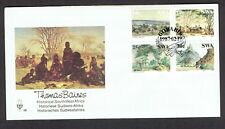 South West Africa (SWA) 1987, Historical SWA on FDC + Description