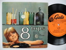 """BOB TRACY JEAN CLAUDRIC 8 Tops EP  Long Live Love + 7 45 7"""" 1966 Sweden EX"""