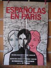 A4562 Españolas en París Ana Belén,  Laura Valenzuela,  Máximo Valverde,  Tina S
