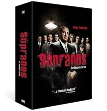 THE SOPRANOS 1-6 (1999-2007) COMPLETE Drama TV Seasons Series  NEW UK DVD not US
