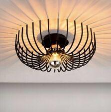 Decortie Black Spider Ceiling Light