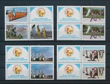 LM83085 Uzbekistan 2001 anniversary independence fine lot MNH