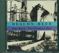 Deacon Blue - Our Town The Greatest Hits Cd Ottimo