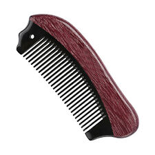 Wood Comb Pocket Beard Comb Wholesale Horn Fine Tooth Hair Brush 10pcs in Bulk