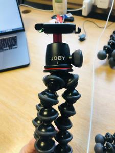 JOBY JB01507-BWW GorillaPod 3K Mini Tripod with Ball Head