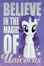 "My Little Pony Believe In The Magic Of Unicorns - Maxi Poster 24"" x 36"""