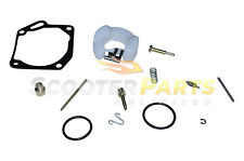 Carburetor Rebuild Repair Kit Parts For 90cc Eton AXL90 Atv Quad Buggy 4 Wheeler