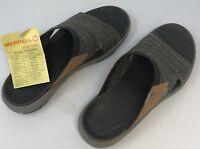 Merrell Shoe Gridway Slide Men's Size 9 Boulder 97433
