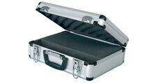 Aluminium Microphone Flight Case Lockable Mic and Cable Storage