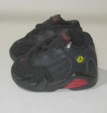 Nike Air Jordan 14 Xiv Retro (Td) Toddler 312093-010 Size 3C