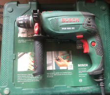 Bosch PSB 680 RE Corded Hammer Drill 680w.  Used