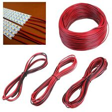 5M Extension Wire 2pin Cable Cord for 3528/5050 LED Strip Light 22AWG US