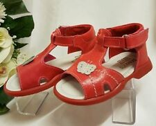 Chaussures en cuir pour fille de 2 à 16 ans pointure 26