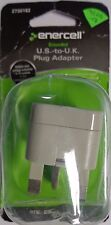 *New* Enercell Grounded Us-to-Uk Plug Adapter 2730182 -17