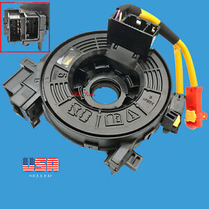 New Spiral Cable Airbag Clock Spring Fit: Toyota Camry 2012-2014