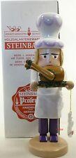 "STEINBACH GERMAN WOODEN NUTCRACKER ""THANKSGIVING COOK""  S1707 SIGNED & NEW"