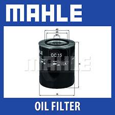 Mahle Oil Filter OC15 - Fits Fiat - Genuine Part