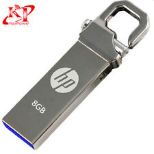 New HP 8G 8GB v250w USB 2.0 Flash Pen Drive Memory Lock Stick lot Key Thumb Disk