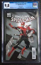 Amazing Spider-Man #646 Vampire Mayhew Variant Amazing Fantasy 15 Homage CGC 9.8