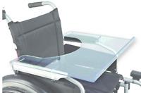 Rollstuhltherapietisch Therapietisch Rollstuhltisch Tisch bis Sitzbreite 45cm