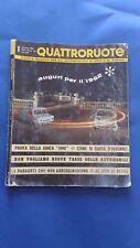 Quattroruote 1 Gennaio 1962 anno VII ( n. 73 )