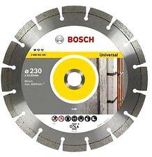 Bosch Diamanttrennscheibe  230   Trennscheibe   230 mm  x  22    23 mm
