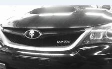 2008 - 2014 PUNISHER HATCH Subaru WRX STI Vinyl Emblem Badge Overlays JDM