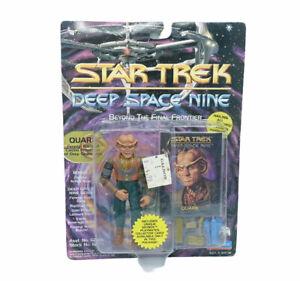 Star Trek Deep Space Nine Quark 1993 Playmates Figure New Box Card Not MInt