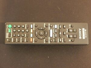Genuine Sony TV REMOTE CONTROL RM-GD022 KDL32HX750, KDL40HX750-