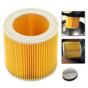 3x Patronen-Filter für Kärcher WD 2, WD 3, WD 3 P Extension Kit, WD 3 Premium