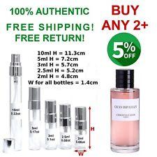 Oud Ispahan Dior EDP unisex men women perfume sample travel size 2~2.5~5~10ml