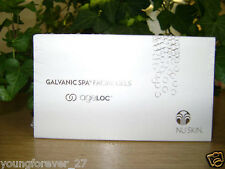 Nu Skin Galvanic SPA Facial Gels With Ageloc - 4 Boxes