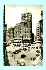 CARTOLINA-SPAGNA MADRID  postcard-carte postale-p cartoline