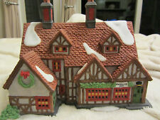 Dept 56 Ashbury Inn - Dickens Village Series #55557 (916)