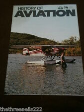 HISTORY OF AVIATION #53 - page 833-848 Swinging Wings
