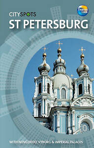 St Petersburg by Thomas Cook Publishing (Paperback) 9781848480476 LIKE NEW