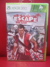 Escape Dead Island (Microsoft Xbox 360, 2014) NEW