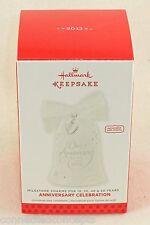 2013 Hallmark Keepsake Anniversary Bell Christmas Ornament (10, 25, 40 or 50th)