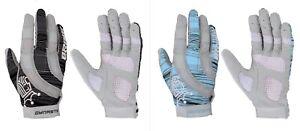 Brine Women's Dynasty Lacrosse Gloves, Lightweight & Flexible Stretch Mesh
