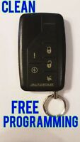 CLEAN AUTOSTART KEYLESS ENTRY REMOTE START FOB AM HDR TRANSMITTER EZSDEI2510