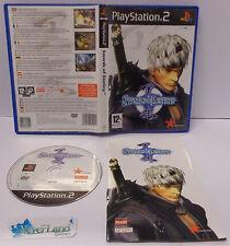Console Game Gioco SONY Playstation 2 PS2 Play PAL SWORDS OF DESTINY - Atari - -