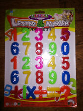 Kids MAGNETIC Toy Numbers Fridge Magnets